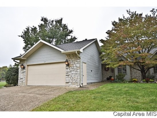 Residential,Built As Condo, 2 Story - Springfield, IL (photo 1)