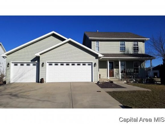 Residential,Single Family Residence, 2 Story - New Berlin, IL (photo 1)