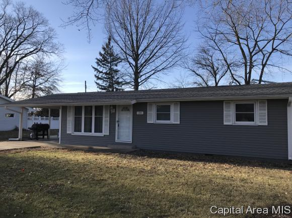 Ranch, Residential,Single Family Residence - Ashland, IL (photo 1)