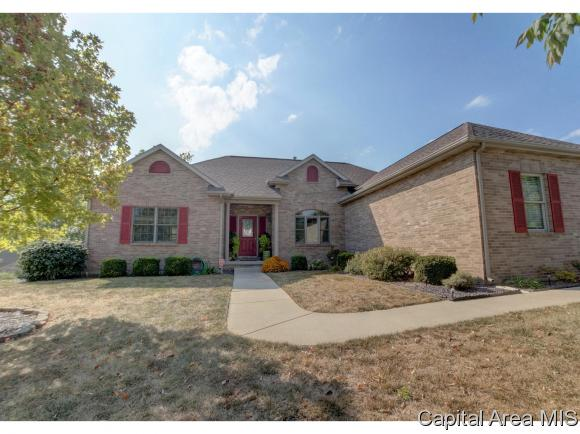 Ranch,1 Story, Residential,Single Family Residence - Rochester, IL (photo 2)