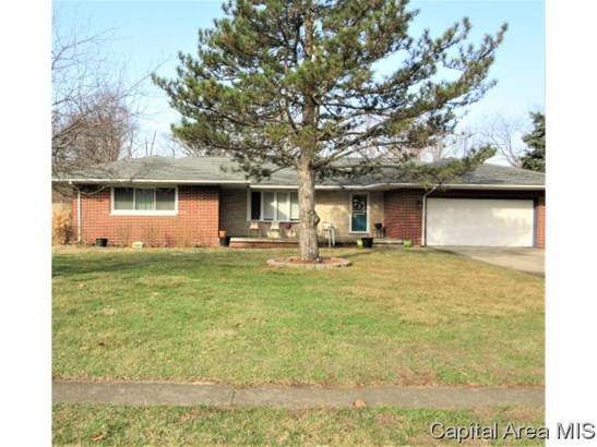 Ranch, Residential,Single Family Residence - Spaulding, IL (photo 2)