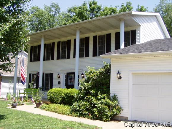 Residential,Single Family Residence, 2 Story,Colonial - Springfield, IL (photo 3)