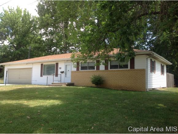 1 Story, Residential,Single Family Residence - Jacksonville, IL (photo 1)