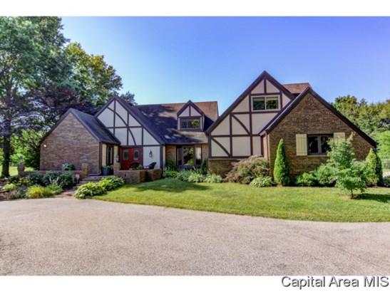 2 Story,Tudor, Residential,Single Family Residence - Springfield, IL (photo 1)
