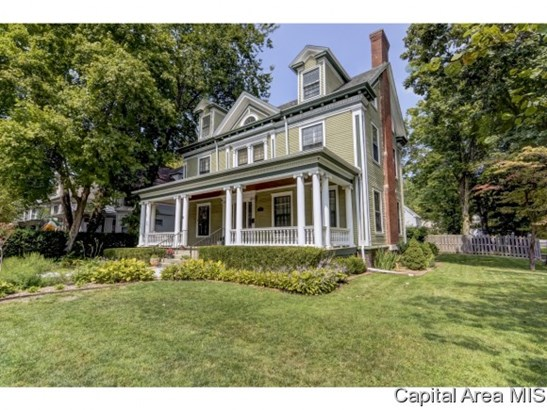 Colonial,3+ Stories, Residential,Single Family Residence - Springfield, IL (photo 1)