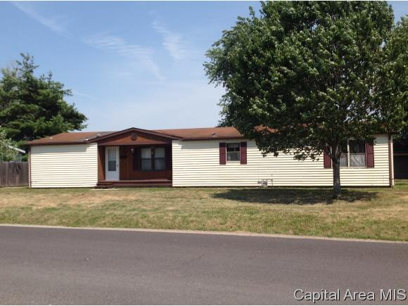 Ranch,Manufactured, Residential,Single Family Residence - Jacksonville, IL (photo 1)