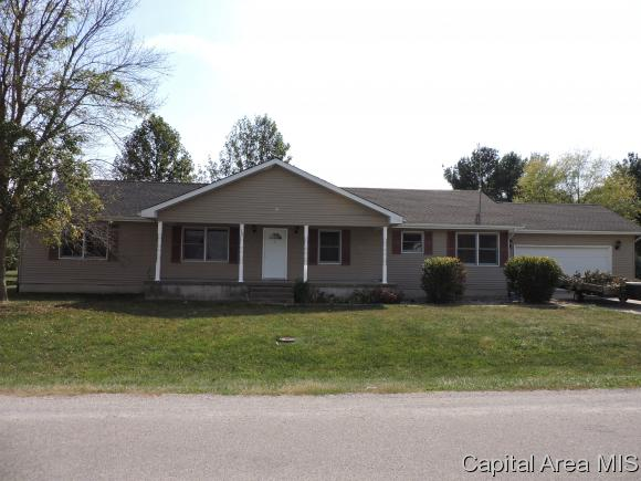 Ranch, Residential,Single Family Residence - Athens, IL (photo 1)