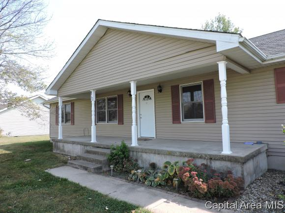 Ranch, Residential,Single Family Residence - Athens, IL (photo 2)
