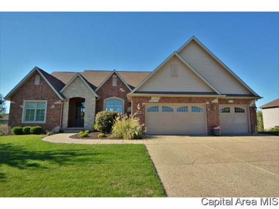 Ranch,Traditional, Residential,Single Family Residence - Springfield, IL (photo 1)