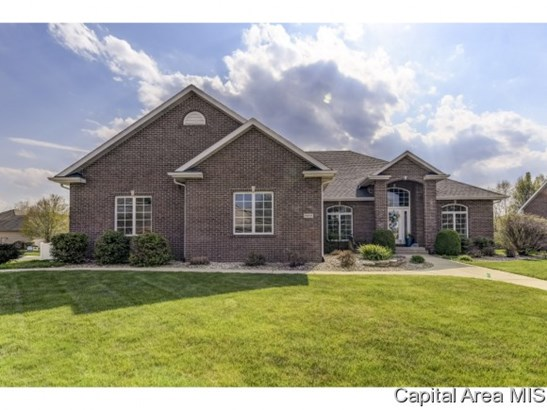 Ranch,1 Story, Residential,Single Family Residence - Springfield, IL