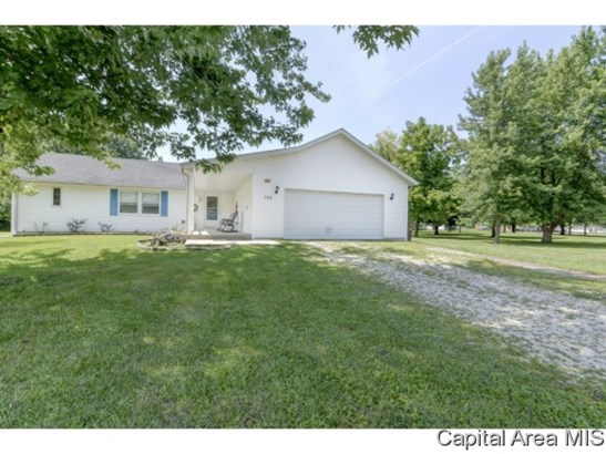 Ranch,1 Story, Residential,Single Family Residence - Loami, IL