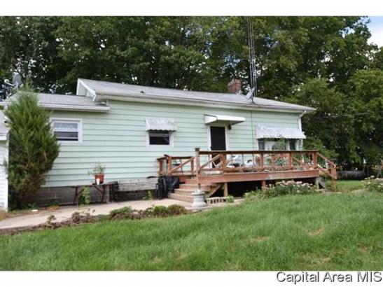 1 Story, Residential,Single Family Residence - Jacksonville, IL