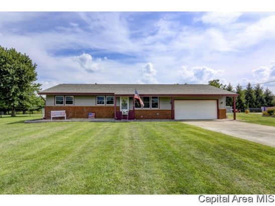 Ranch,1 Story, Residential,Single Family Residence - Loami, IL (photo 1)