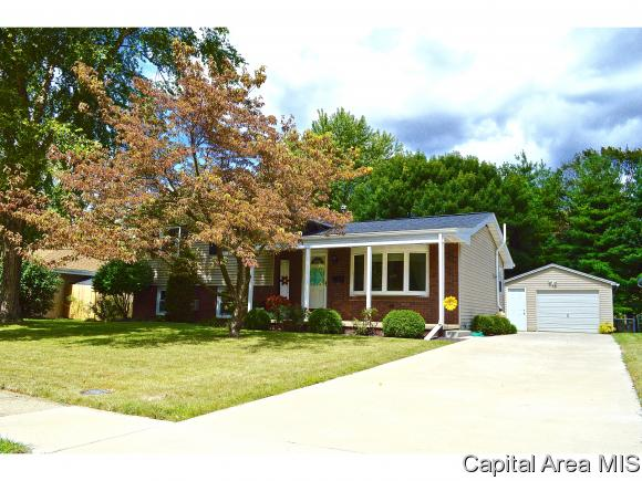 Tri-Level, Residential,Single Family Residence - Springfield, IL (photo 2)
