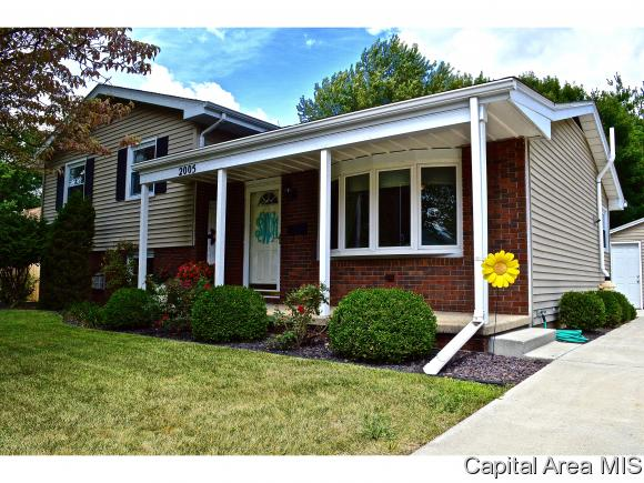 Tri-Level, Residential,Single Family Residence - Springfield, IL (photo 4)