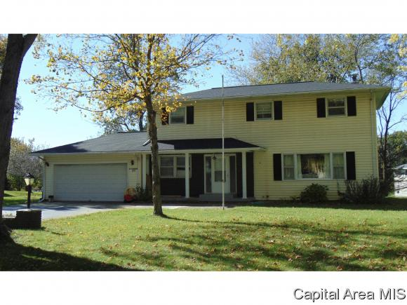 Residential,Single Family Residence, 2 Story - Petersburg, IL (photo 1)