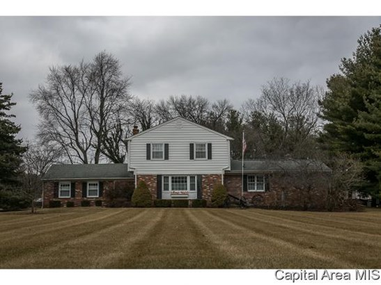 2 Story,Traditional, Residential,Single Family Residence - Chatham, IL (photo 1)