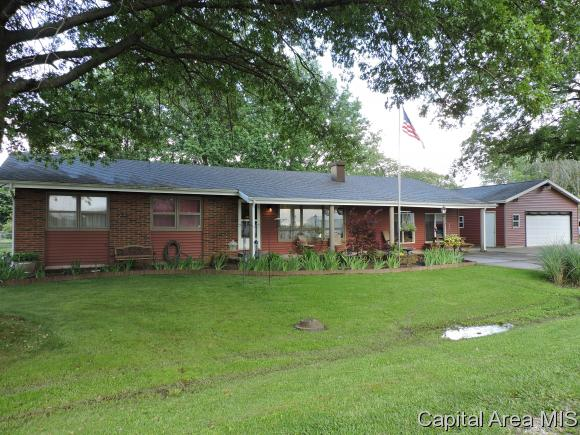 Ranch, Residential,Single Family Residence - Springfield, IL (photo 1)