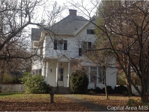 2 Story,Traditional, Residential,Single Family Residence - Jacksonville, IL (photo 2)
