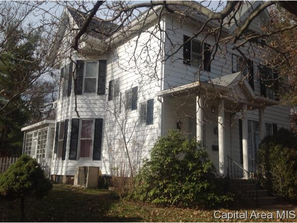 2 Story,Traditional, Residential,Single Family Residence - Jacksonville, IL (photo 3)