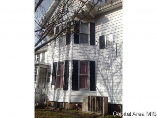 2 Story,Traditional, Residential,Single Family Residence - Jacksonville, IL (photo 5)