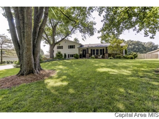 Multi-Level, Residential,Single Family Residence - Springfield, IL
