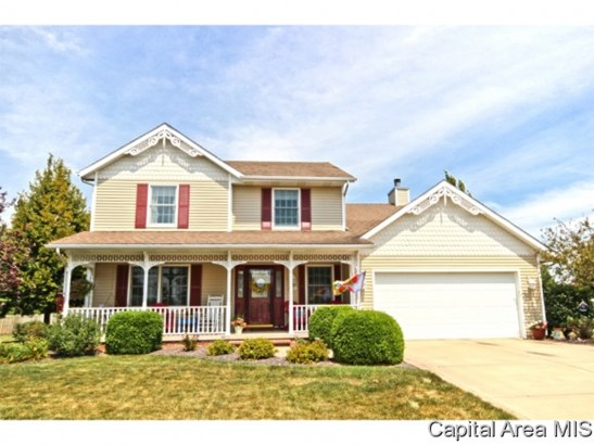 Residential,Single Family Residence, 2 Story - Chatham, IL (photo 1)