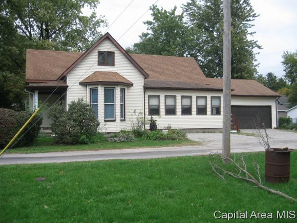 1.5 Story, Residential,Single Family Residence - Dawson, IL (photo 1)
