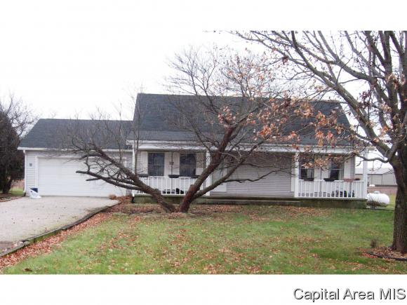 1.5 Story, Residential,Single Family Residence - Pleasant Plains, IL (photo 1)