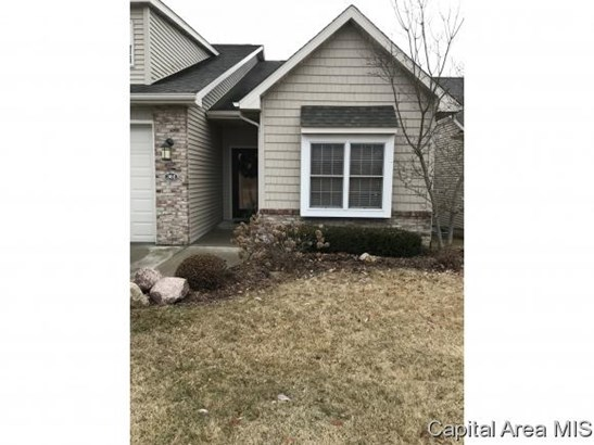 1 Story, Residential,Built As Condo - Chatham, IL (photo 1)