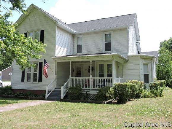 2 Story,Traditional, Residential,Single Family Residence - Athens, IL (photo 1)