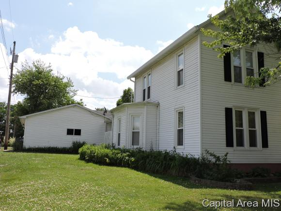2 Story,Traditional, Residential,Single Family Residence - Athens, IL (photo 4)