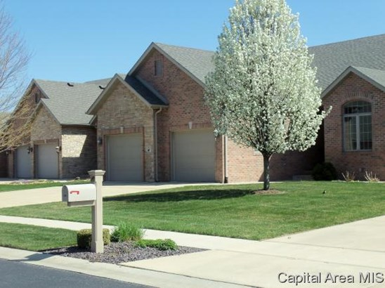 Ranch,1 Story, Residential,Party Wall-attached - Springfield, IL (photo 1)