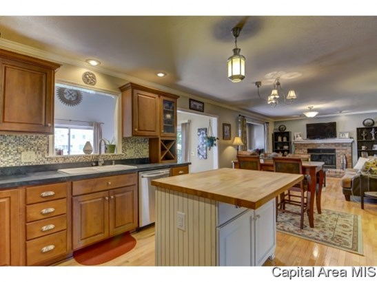 2 Story,Traditional, Residential,Single Family Residence - Rochester, IL (photo 5)