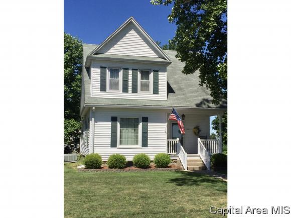 1.5 Story, Residential,Single Family Residence - Murrayville, IL