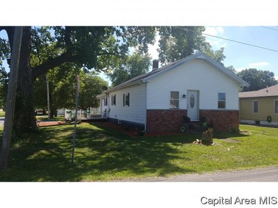 Bungalow,1 Story, Residential,Single Family Residence - Virden, IL (photo 1)
