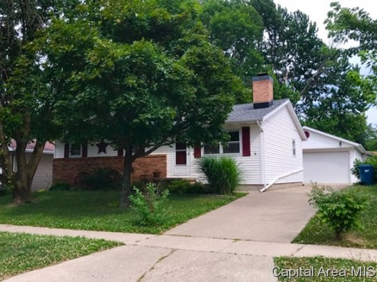 Ranch,1 Story, Residential,Single Family Residence - Springfield, IL (photo 2)