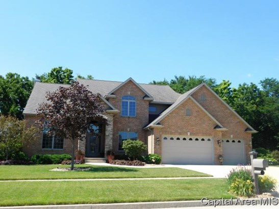 2 Story,Traditional, Residential,Single Family Residence - Springfield, IL (photo 1)