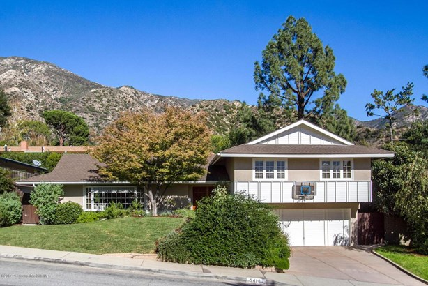 5414 Pineridge Drive, La Crescenta, CA - USA (photo 2)