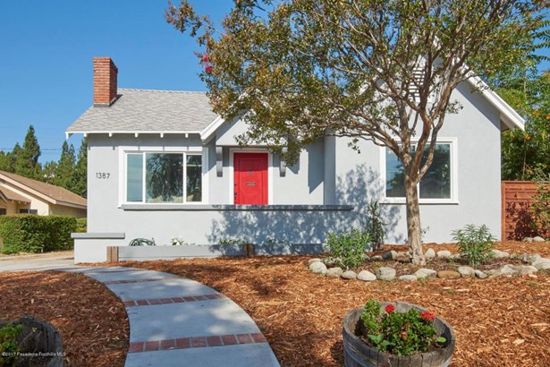 1387 North Oxford Avenue, Pasadena, CA - USA (photo 1)