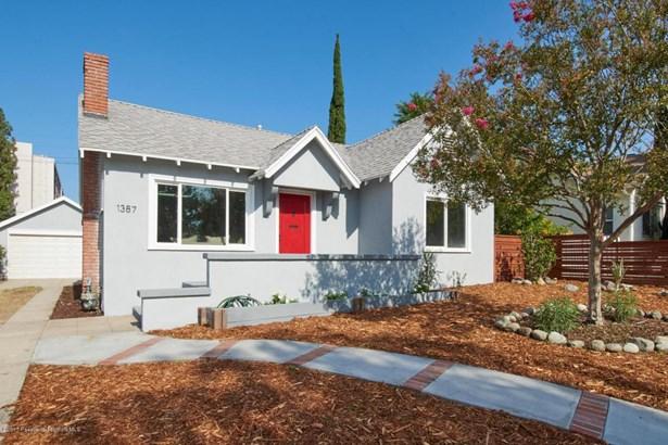 1387 North Oxford Avenue, Pasadena, CA - USA (photo 2)