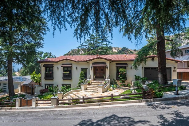 5401 Palm Drive, La Canada Flintridge, CA - USA (photo 1)