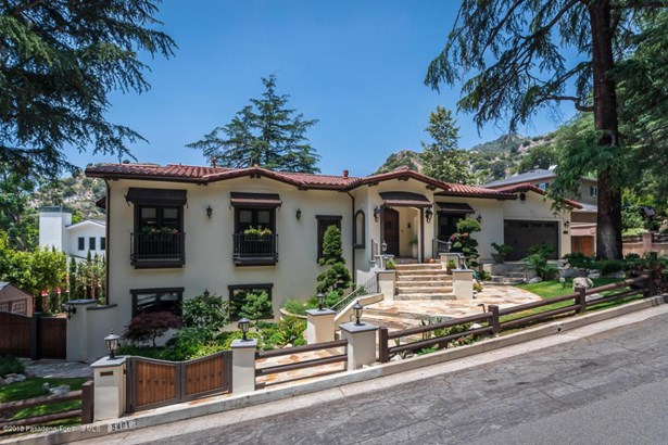5401 Palm Drive, La Canada Flintridge, CA - USA (photo 2)