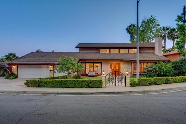 4101 Park Vista Drive, Pasadena, CA - USA (photo 3)