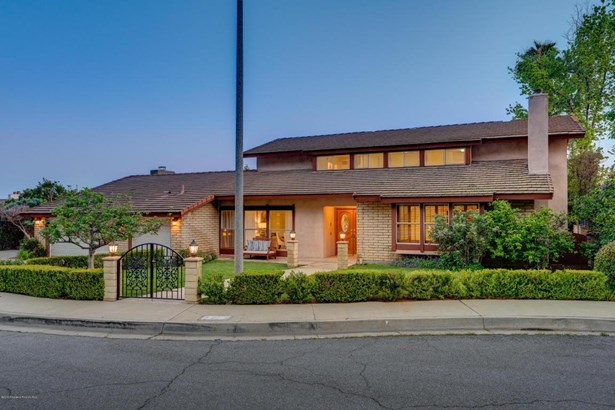 4101 Park Vista Drive, Pasadena, CA - USA (photo 4)