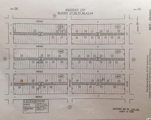 0 No Address On Avenue 4, Mojave, CA - USA (photo 1)