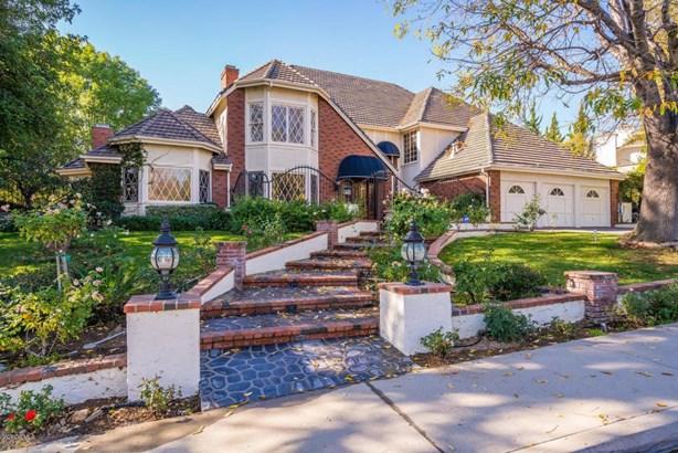 5831 Grey Rock Road, Agoura Hills, CA - USA (photo 1)