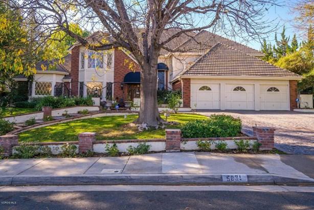 5831 Grey Rock Road, Agoura Hills, CA - USA (photo 2)