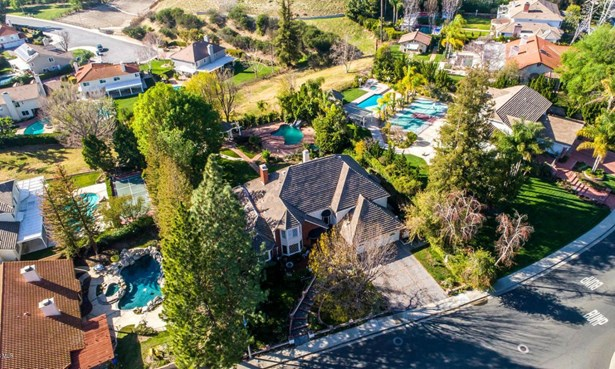 5831 Grey Rock Road, Agoura Hills, CA - USA (photo 3)