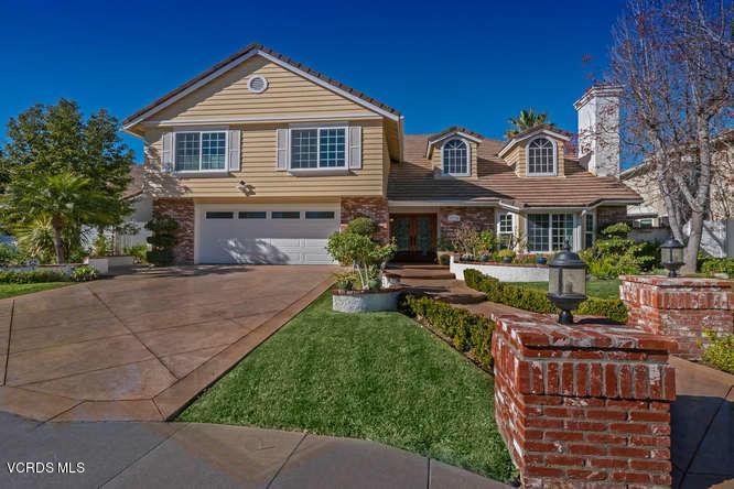 5715 Willowtree Drive, Agoura Hills, CA - USA (photo 1)